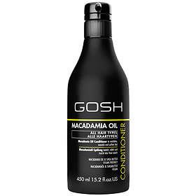 GOSH Cosmetics Macadamia Oil Conditioner 450ml
