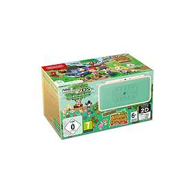 Nintendo New 2DS XL (inkl. Animal Crossing Edition Welcome amiibo)