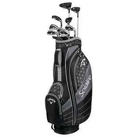 Callaway Solaire 11 Piece Ladies with Cart Bag