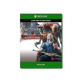 The Witcher 3: Wild Hunt - Blood and Wine Expansion Pack (Xbox One)