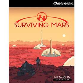 Surviving Mars - Deluxe Upgrade Pack (PC)
