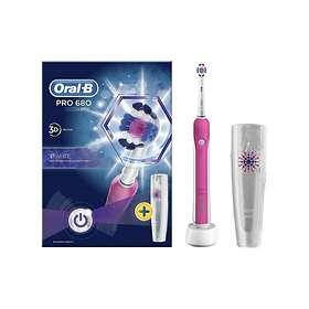 Oral-B Pro 680 White & Clean