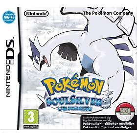 Pokémon SoulSilver Version (DS)