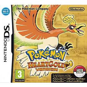 Pokémon HeartGold Version (DS)