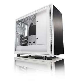 Fractal Design Define R6C TG (Hvit/Transparent)