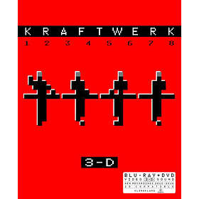 Kraftwerk: 3-D The Catalogue (BD+DVD) (Annat)
