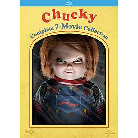 Chucky - Complete 7-Movie Collection (UK)