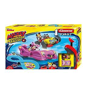 Carrera Toys First Mickey and the Roadster Racers - Minnie (63019)
