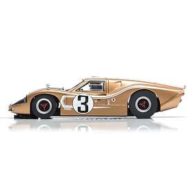 Scalextric Ford GT40 MKIV 1967 Le Mans 24HRS (C3951)