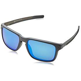d7ab01ebd7e Find the best price on Oakley Holbrook Mix Prizm Sapphire Polarized ...