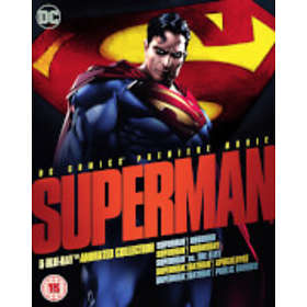 Superman - Animated Collection (UK)