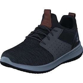 skechers delson camben mens trainers