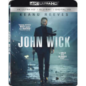 John Wick (UHD+BD) (UK)