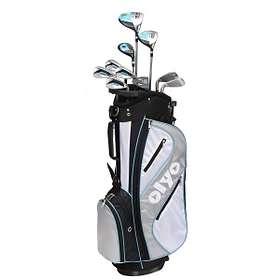 Olyo CS 18 Half with Cart Bag