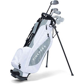 Pinepeak Golf Junior (11-13 Yrs) with Carry Stand Bag