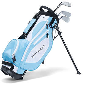 Pinepeak Golf Junior (5-7 Yrs) with Carry Stand Bag