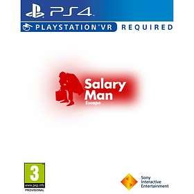 Salary Man Escape (VR) (PS4)