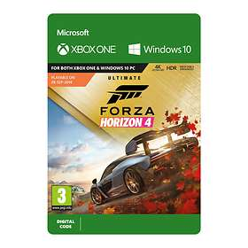 Forza Horizon 4 - Ultimate Edition (PC)