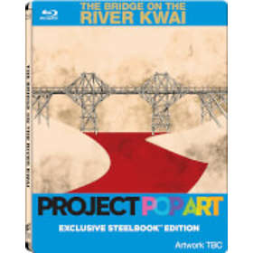 The Bridge On The River Kwai - SteelBook (UK)