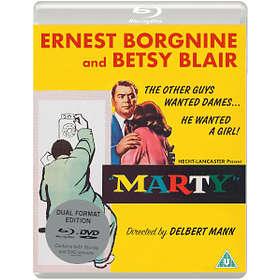 Marty (BD+DVD) (UK)