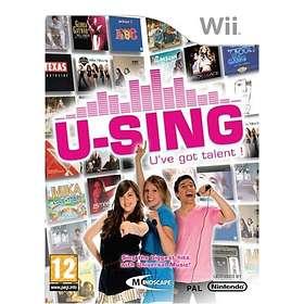 U-Sing (Wii)