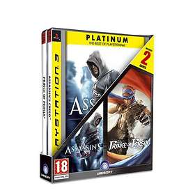 Assassin's Creed + Prince Of Persia (PS3)
