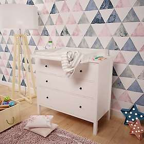 Polini Kids Changing Table for Hemnes