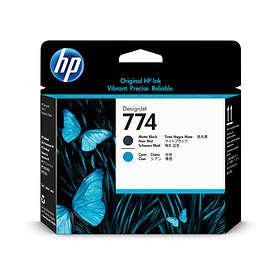 HP 774 Printhead (Mattsvart)