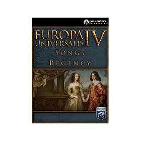 Europa Universalis IV: Song of Regenecy (Expansion) (PC)