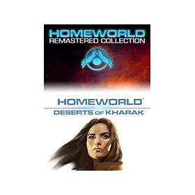 Homeworld - Remastered Collection & Desert of the Kharak Bundle (PC)