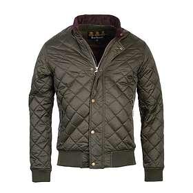 Barbour International Moss Quilt Jacket (Herr)