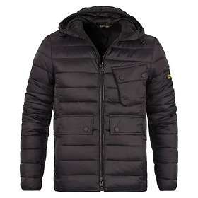 Barbour International Ouston Hooded Quilt Jacket (Herr)