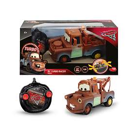 Dickie Toys Cars 3 Turbo Racer Mater RTR