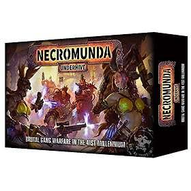 Necromunda: Underhive – Gang War (exp.)