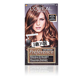 L'Oreal Preference Mechas Sublimes 004 Brown To Light Blonde