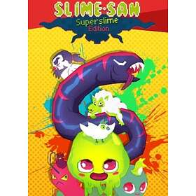 Slime-san - Superslime Edition (PC)