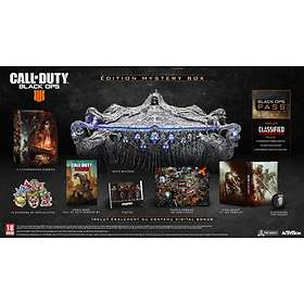 Call of Duty: Black Ops 4 - Mystery Box Edition (PS4)