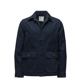 Knowledge Cotton Apparel Twill Short Jacket (Herr)