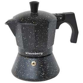 Klausberg Espresso Maker 6 Kuppia