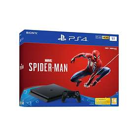 Sony PlayStation 4 (PS4) Slim 1TB (incl. Marvel's Spider-Man)