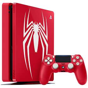 Sony PlayStation 4 1TB (inkl. Spider-Man) - Limited Edition