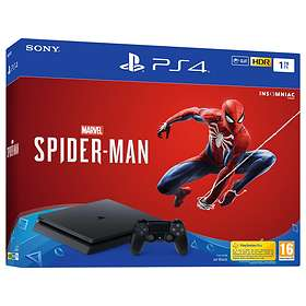 Sony PlayStation 4 1TB (inkl. Spider-Man)