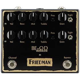 Friedman Amplification BE-OD