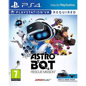 Astro Bot: Rescue Mission (VR) (PS4)