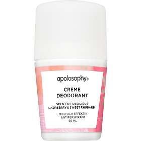apolosophy Delicious Raspberry & Sweet Rhubarb Deo Creme 50ml