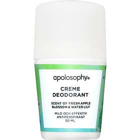 apolosophy Fresh Apple Blossom & Water Lily Deo Creme 50ml