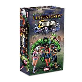 Legendary: A Marvel Deck Building Game - Champions (exp.)