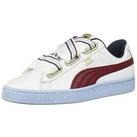 online store 1304d ba373 Puma Basket Heart New School (Women's) Best Price | Compare ...