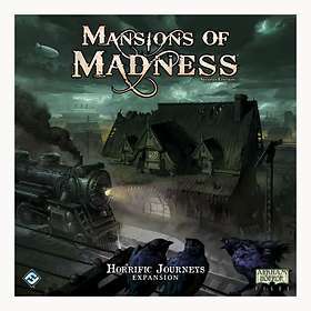 Mansions of Madness: Horrific Journeys (exp.)