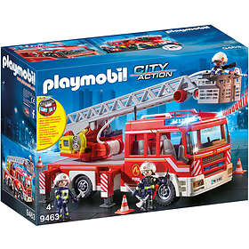 Playmobil City Action 9463 Stegenhet